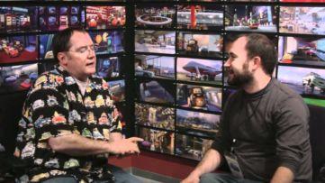 John Lasseter Interview
