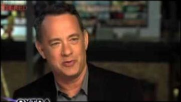 Tim Allen and Tom Hanks on Extra - Toy Story 3